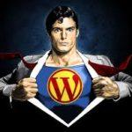 Superman Wordpress